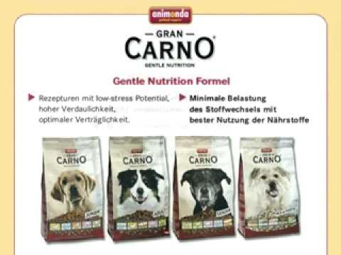 Animonda Gran Carno Hunde Trockenfutter