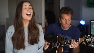 Let's Stay Together - Al Green Acoustic Guitar Cover - Katie and Sean