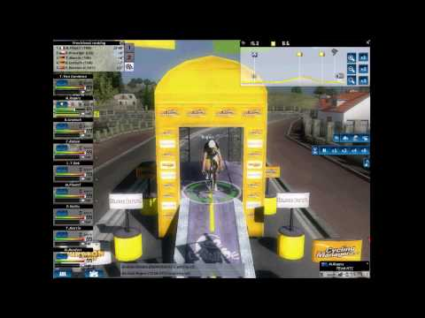 【HD】 Pro Cycling Manager (2010) - Time Trial Tutorial