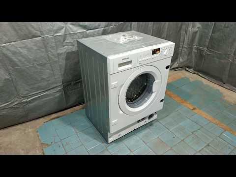 Стиральная машина SIEMENS IQ700 WI14S441 2015г. Einbau-Waschmaschine