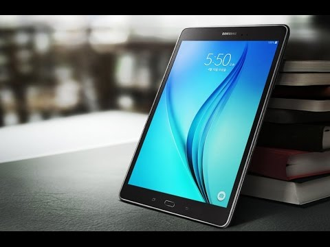 Samsung Galaxy New Tab S2 8.0 & Tab S2 9.7  Review 2015