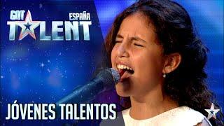 p. 70 – Descubre un talento con YouTube: Esperanza Garrido, Got Talent España 2016
