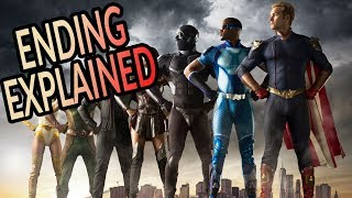 THE BOYS Ending Explained! Review, Breakdown and Season 2 Theories!