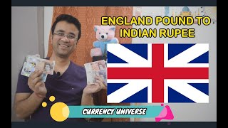 ENGLAND POUND RATE IN INDIAN RUPEES TODAY IN HINDI - BRITISH POUND STERLING TO INR -