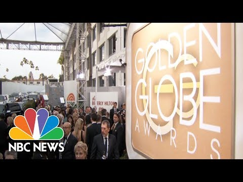 Golden Globe Nominations Announcement (Full) | NBC News