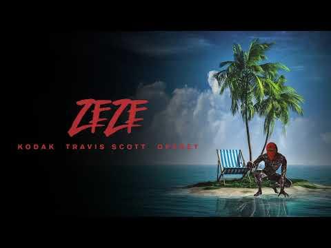 Kodak Black - ZEZE (feat. Travis Scott & Offset) [Official Audio]