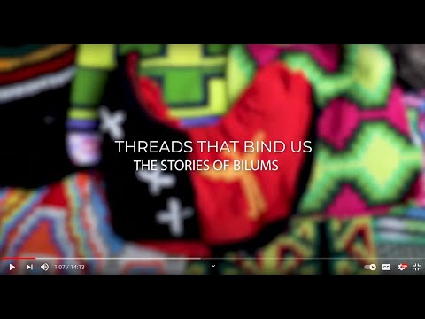 Threads that Bind Us: The Stories of Bilums