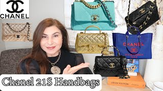 Chanel 21S Handbags Review | Chanel Spring/Summer 2021| OxanaLV