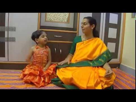 Carnatic Music Online Classes-Varaveena geetham-Vid Smt Shakunthala Moleyar-Whatsapp +919481242797