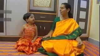 Carnatic Music Online Classes- Varaveena geetham in lesson format- Vidushi Smt Shakunthala Moleyar.
