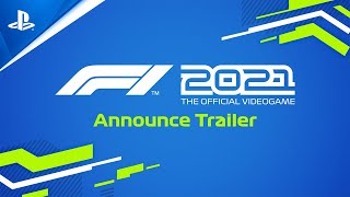 F1 2021 - Announce Trailer | PS5, PS4