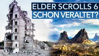 Ist die Grafikengine von Elder Scrolls 6 jetzt schon veraltet?