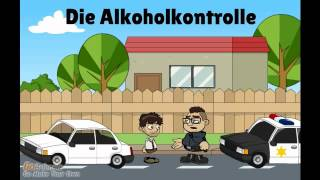 Lustige Witze #6 - Die Alkoholkontrolle