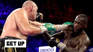Teddy Atlas explains why Deontay Wilder lost to Tyson Fury | Get Up