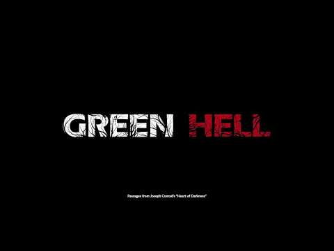 Green Hell - Announcement Trailer thumbnail