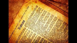 Romans 9:2-4 (My Countrymen According to the Flesh)