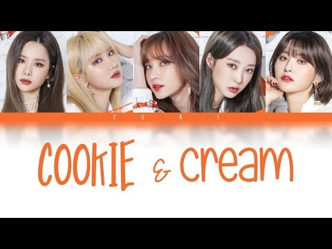 Cooke & Cream - EXID [JPN/ROM/ENG COLOR CODED LYRICS]