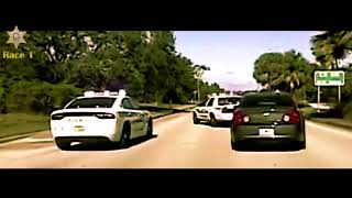 Погони в США ! New Police chases in USA #30