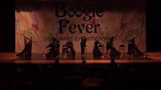 Bobbi's School of Dance Sr. Lyrical - Paint It Black
