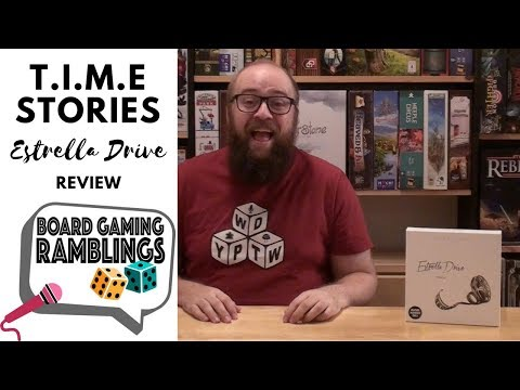 Estrella Drive Review by Board Gaming Ramblings