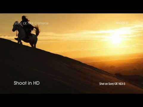 Sony Alpha NEX Camera - HD Video (NEX-5, NEX-3) dslr