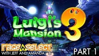 Luigi's Mansion 3 - The Dojo (Let's Play) - Part 1