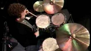 "Jeff Hamilton plays "" A Night in Tunisia"""