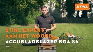 Accubladblazer BGA 86