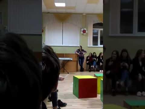 Face и Pharaoh концерт в школе