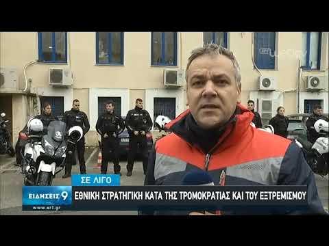Ομάδα ΔΙΑΣ-Επιπλέον 1.200 αστυνομικοί από σήμερα | 20/01/20 | ΕΡΤ