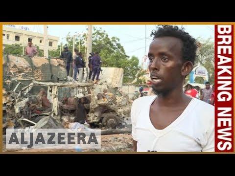 🇸🇴Somalia: At least 20 killed in Mogadishu explosions, gunfire | Al Jazeera English