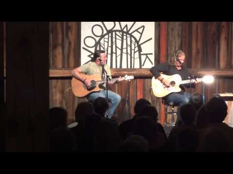 Tommy Burroughs, Eddie Smith - White Freightliner - Door County 2013