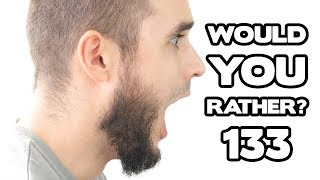 Would you rather always feel like someone is following you but no one is or actually have ...? - Video Youtube