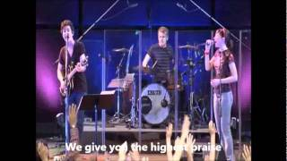 Jesus Culture- I need you more with lyrics