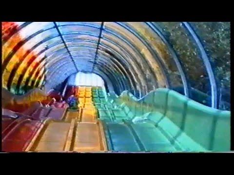 Panorama Park - Onrides 1992 (Wasserbahn, Wellenrutsche, Oldtimerbahn)