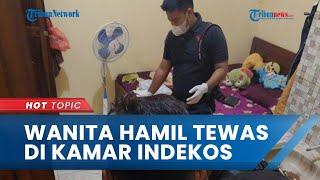 Wanita Ditemukan Tewas dalam Kodisi Setengah Telanjang di Kos Jepara, Terungkap Tengah Hamil 4 Bulan