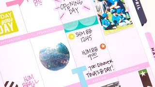 Printing Smaller Photos For The Happy Planner