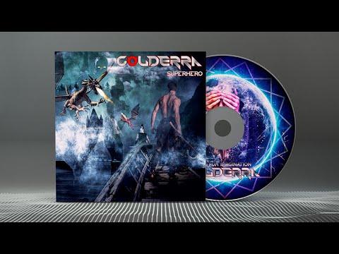 COLDERRA - Superhero (Official Lyric Video) online metal music video by COLDERRA