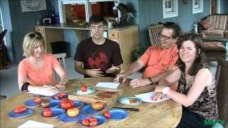 Heirloom Tomato Taste Test