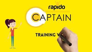 Rapido Captain App Training Video | Tamil