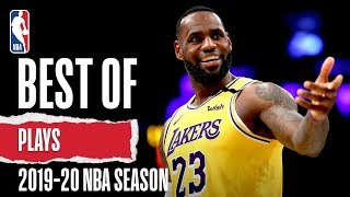 Best of Plays   2019-20 NBA Season