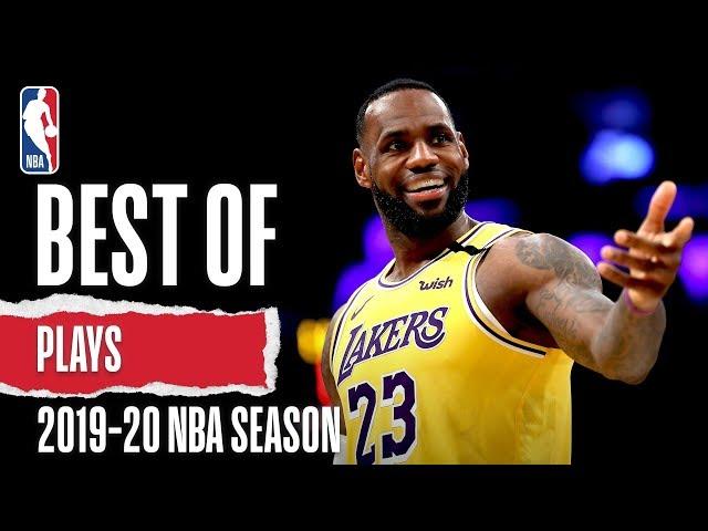 Best of Plays | 2019-20 NBA Season
