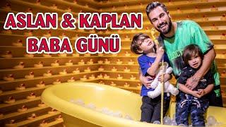 İstanbul'da Çocuklarla Bir Gün! BABA OLMAK 😅 VLOG#52