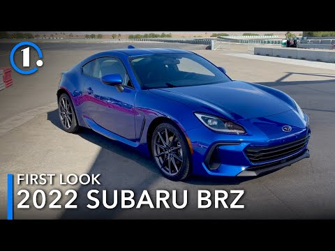 External Review Video mjkmcTQVzD0 for Subaru BRZ (2nd-gen)