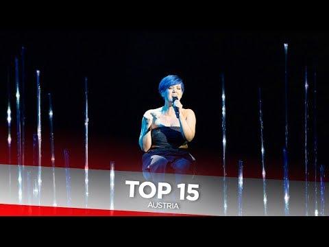 Austria in Eurovision - My Top 15 (2000-2019)