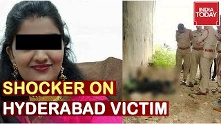 """""""Why Didn't Educated Girl Call Cops"""" Telangana Minister Shocker On Hyd Victim's Death"""