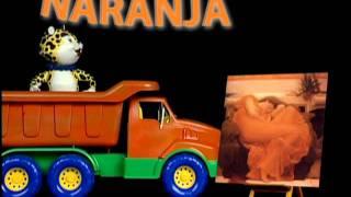 Naranja - DVD Super Bebé Colores