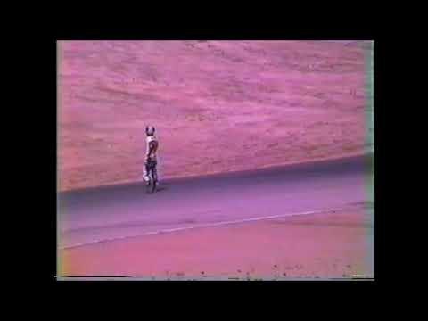 1984 Riverside AMA Superbike Pile-Up (Video)