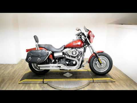 2009 Harley-Davidson Dyna® Fat Bob® in Wauconda, Illinois - Video 1