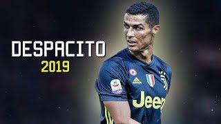 Cristiano Ronaldo Despacito Juventus SkillsGoals 2018 2019 H...
